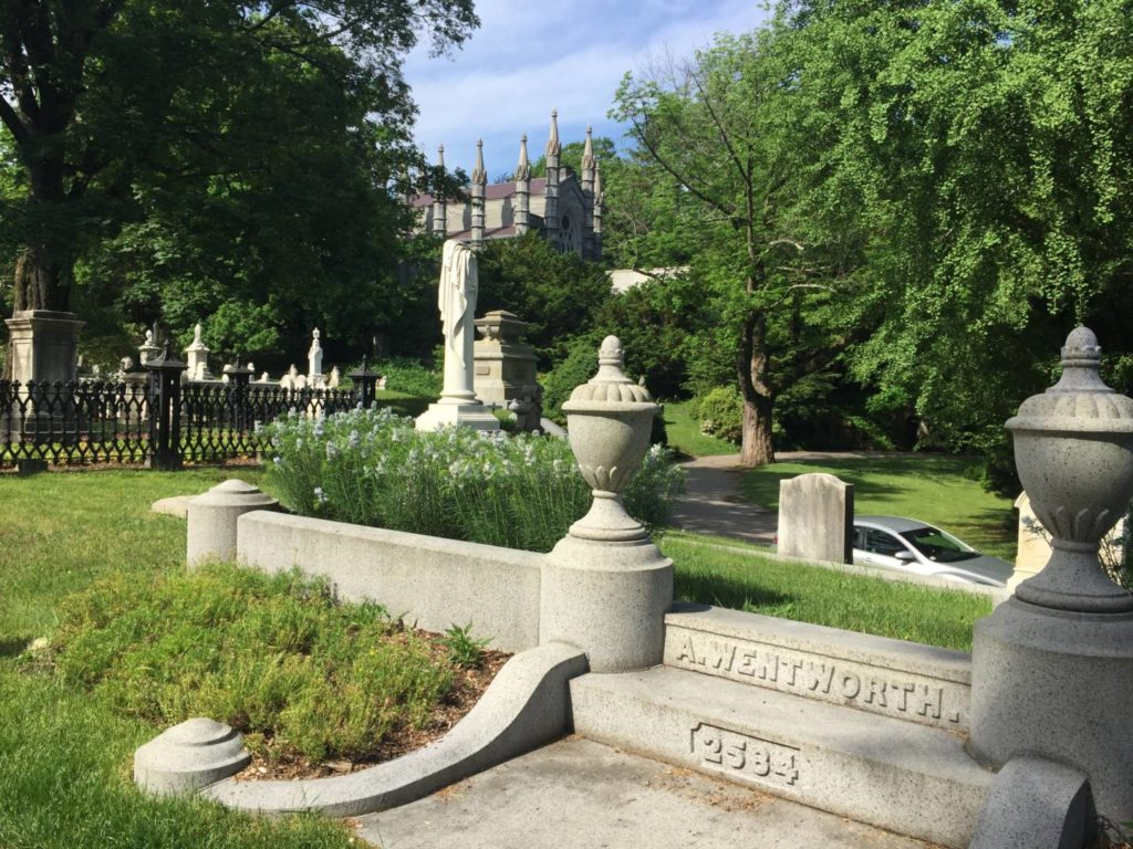 Unusual Boston, Mount Auburn Cemetery
