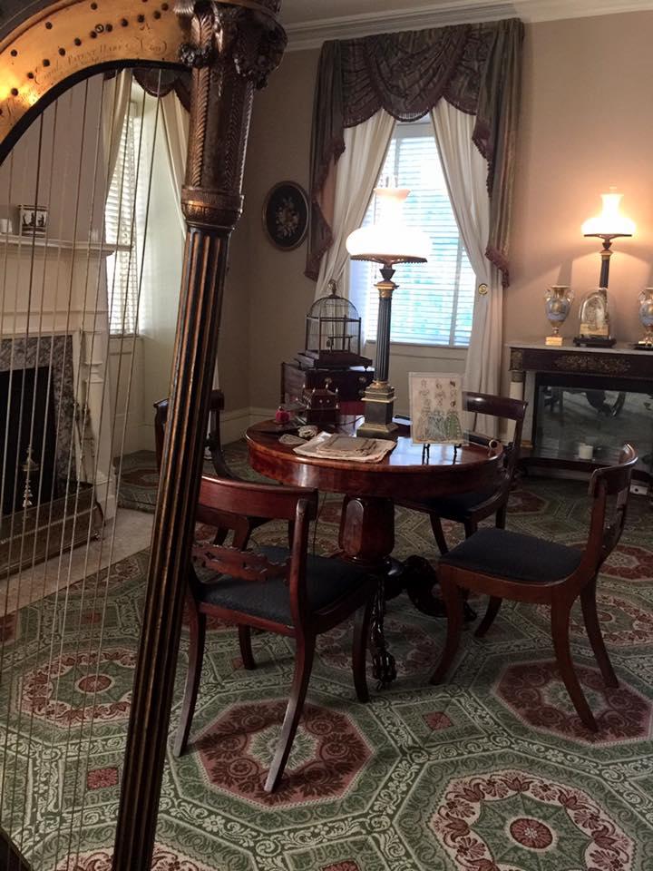 Racconti di viaggio: scoprire il Mount Vernon Hotel, una delle stanze dedicate alle donne
