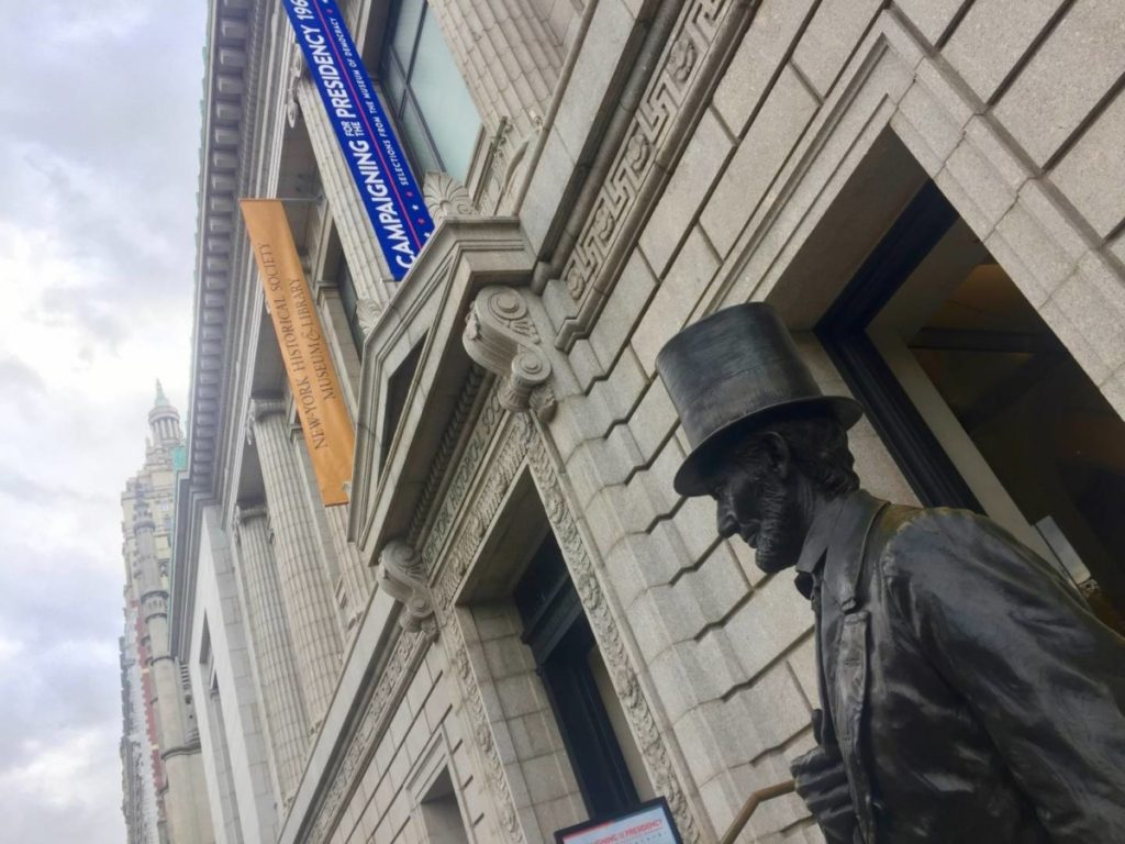 Museums in New York: New York Historical Society