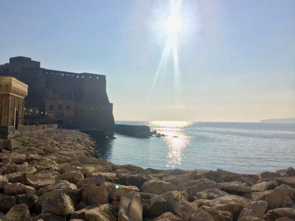 Napoli insolita: scorci dell'antica Partenope, Castel dell'Ovo