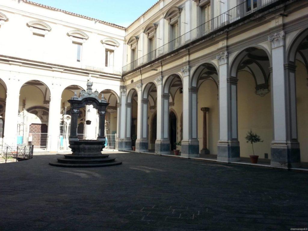Napoli da non perdere: il Chiostro