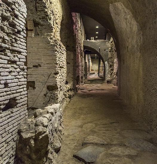 Napoli da non perdere: scorci dagli scavi archeologici