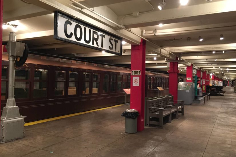 New York Transit Museum, Court St.