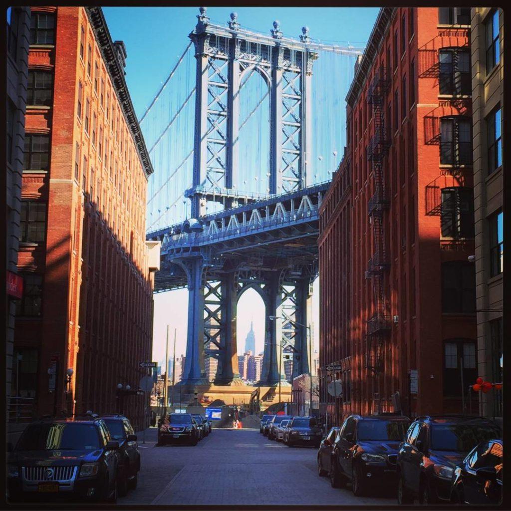 """Scorci di Brooklyn... da """"C'era una volta in America"""""""