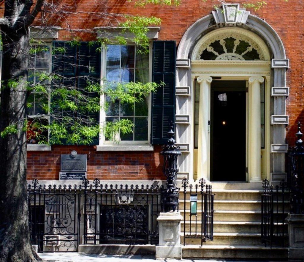 New York segreta: la Merchant's House oggi