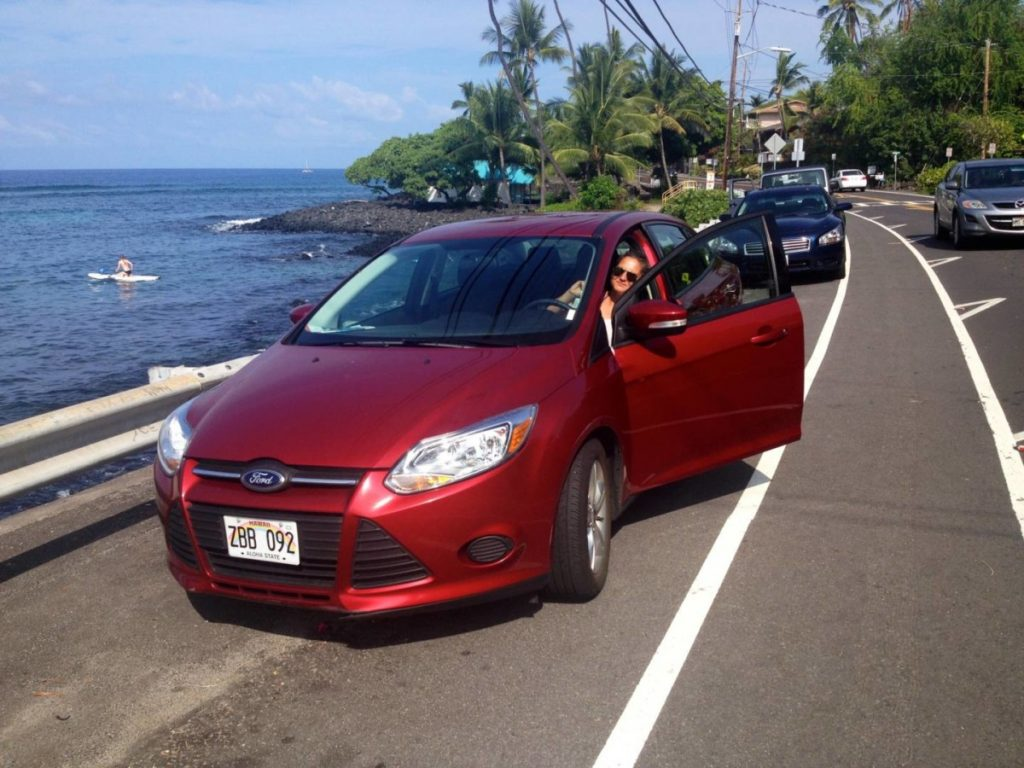 Noleggio auto USA: Hawaii on the road
