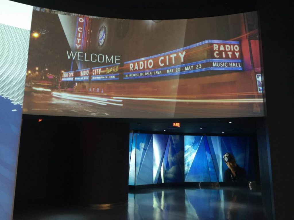 What to see in New York: One World Observatory, the first access room