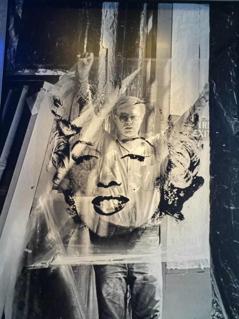 Andy Warhol Museum, working on Marilyn Monroe