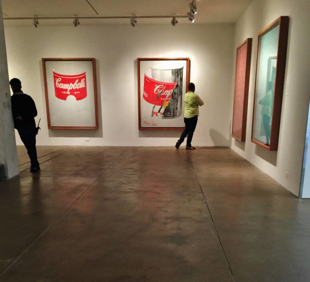 Andy Warhol Museum, Campbell's Soup