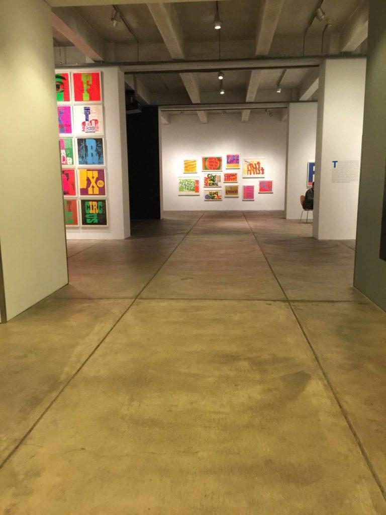 Andy Warhol Museum, l'esposizione