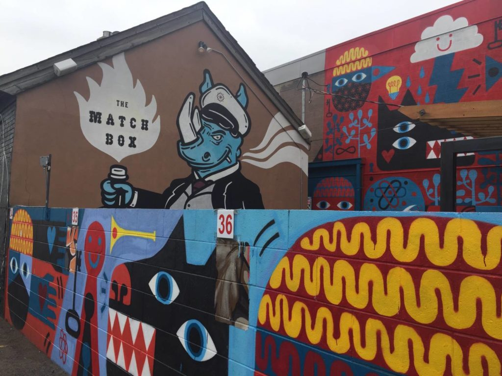 Discover Denver: murals in RiNo