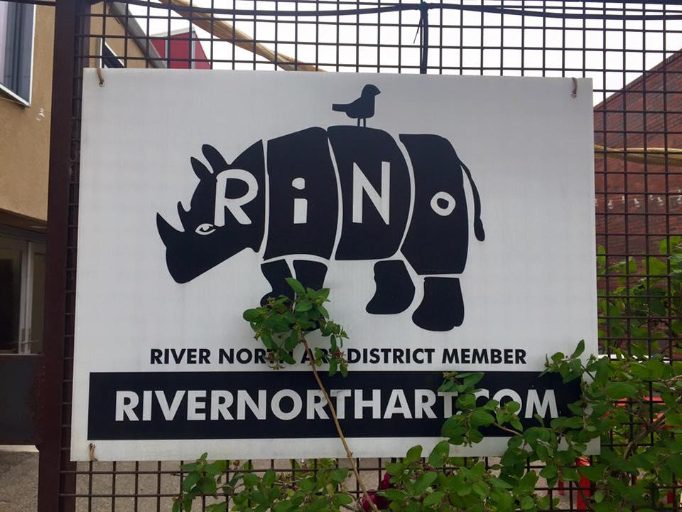 RiNo, il logo ufficiale