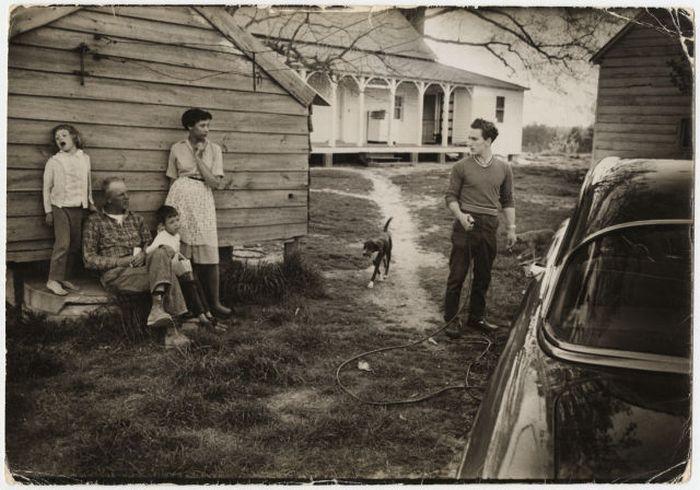 Richard e Mildred fotografati da LIFE