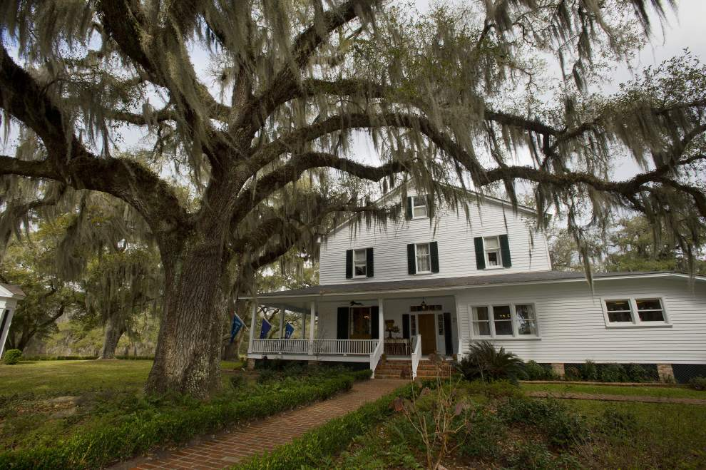St. Francisville, Rosale Plantation