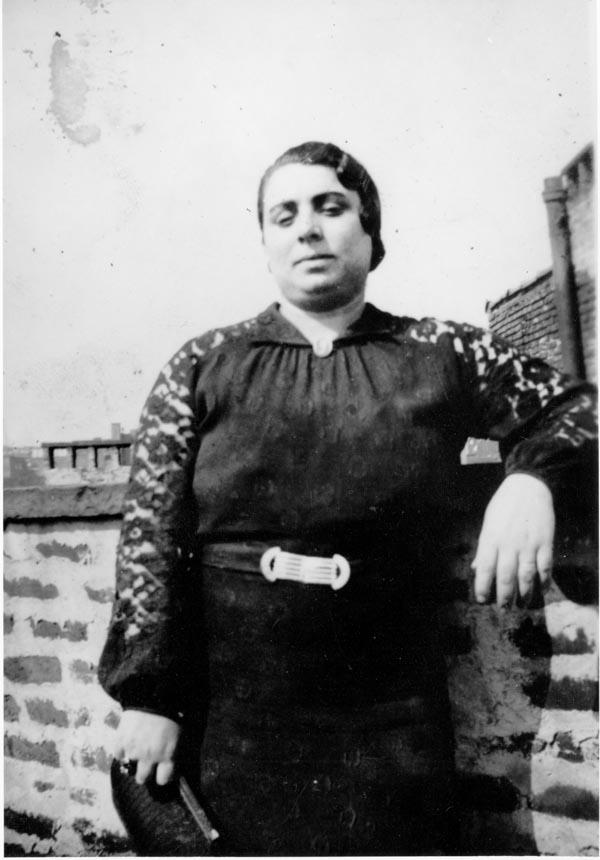 Rosaria Baldizzi, ai tempi della vita in Orchard Street