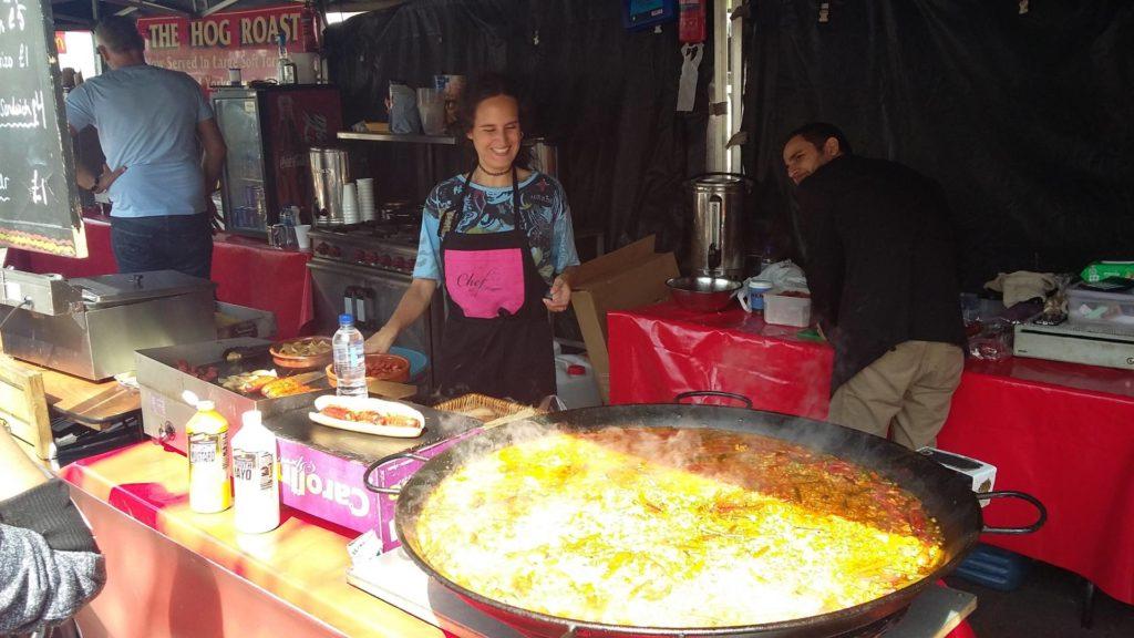Mangiare a Londra: i Food Truck di Camden Town