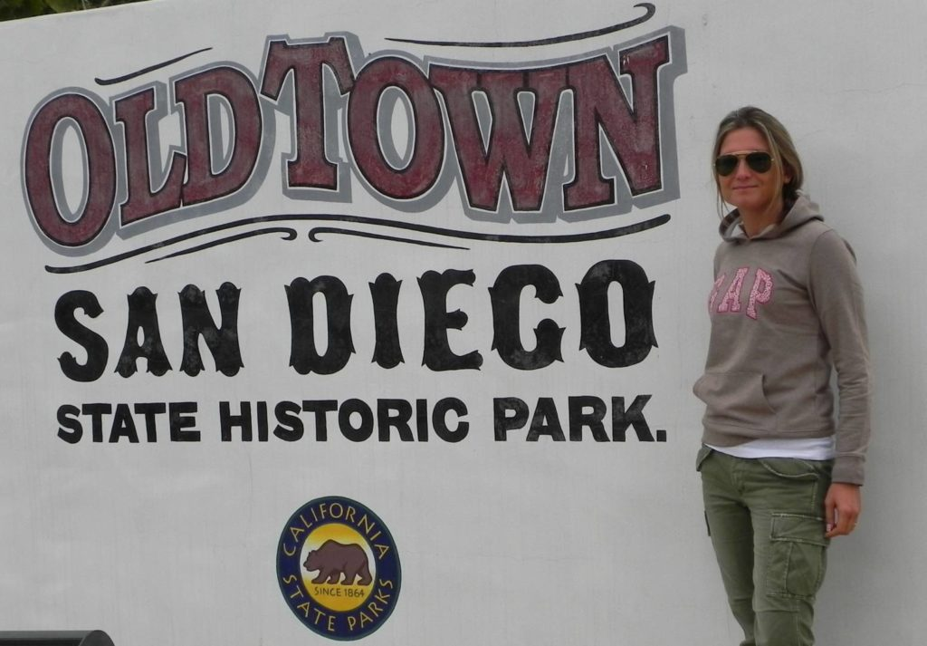 Viaggio in California: San Diego, Old Town