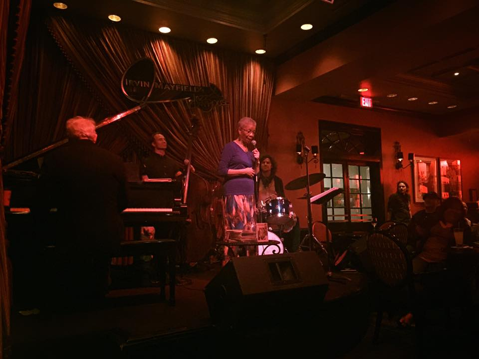 Jazz session live all'Irvin Mayfield's Jazz Playhouse