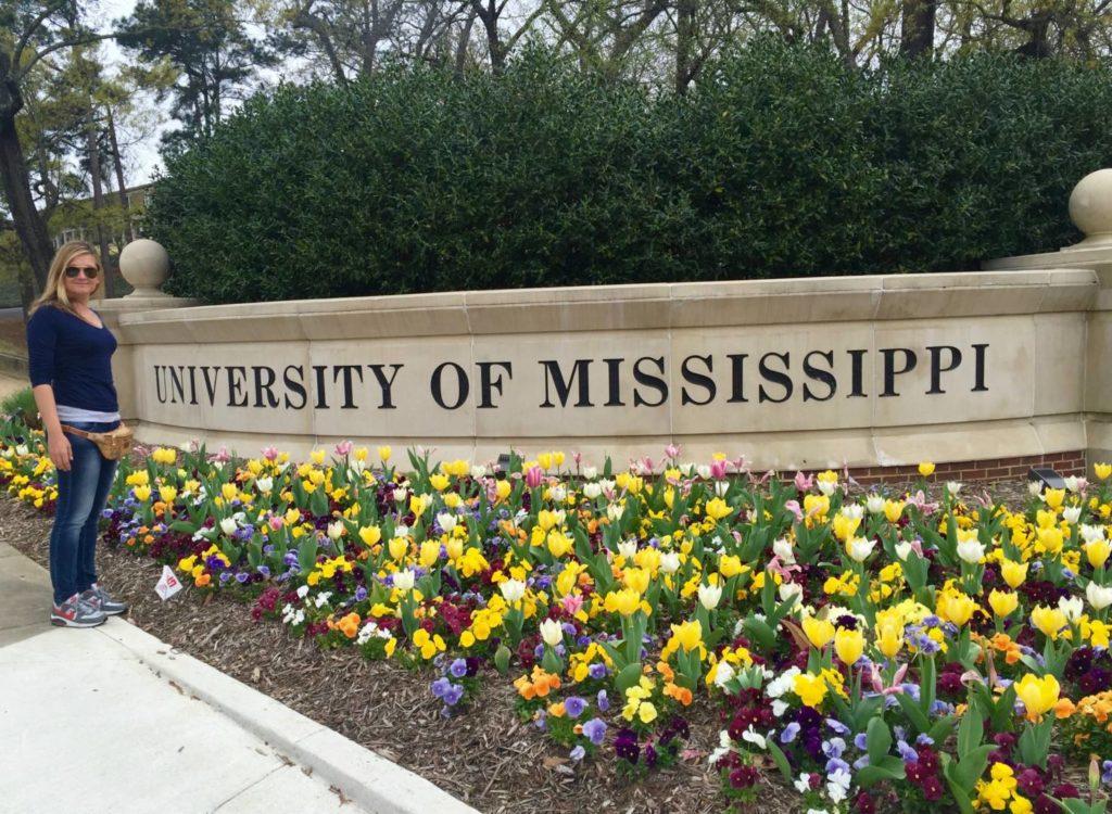 Scoprire Oxford: la Ole Miss, l'Università del Mississippi