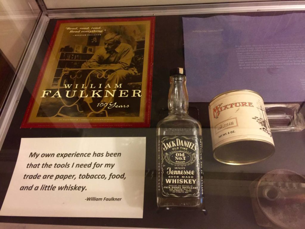 Discovering Oxford: Rowan Oak, William Faulkner fragments of life