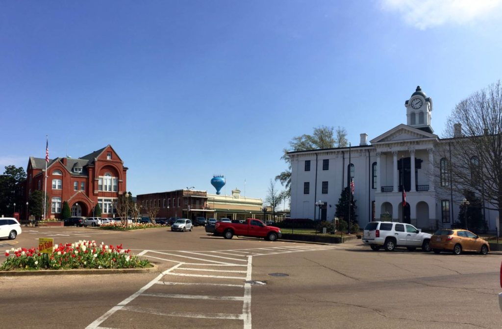 Discovering Oxford: views of Courthouse Square