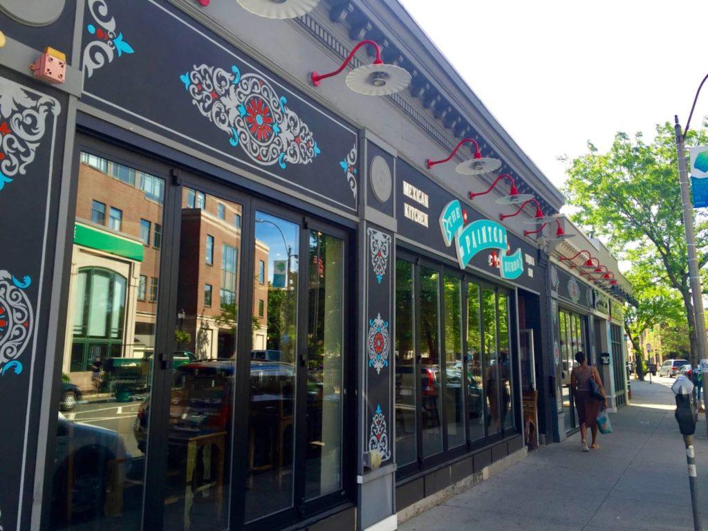 Somerville, Mexican restaurant near Davis Square