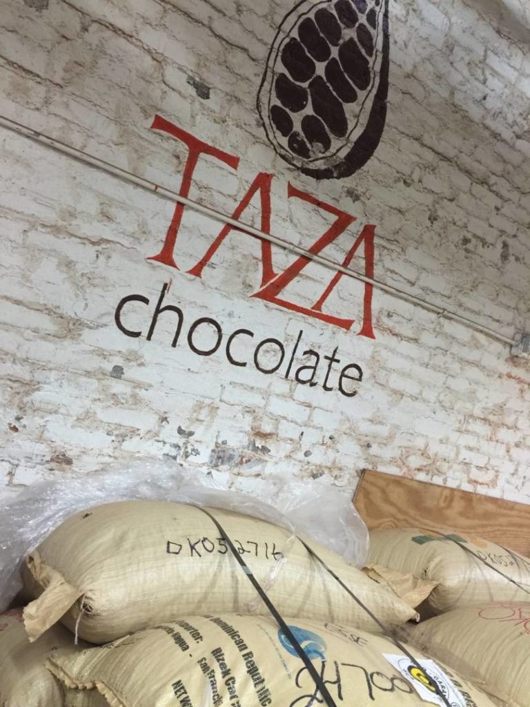 What to see in Boston: TAZA Chocolate Factory