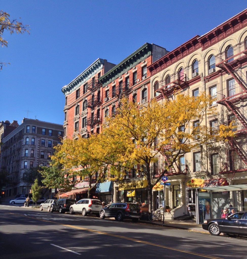Passeggiando per Morningside Heights