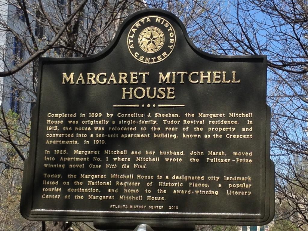 Margaret Mitchel House