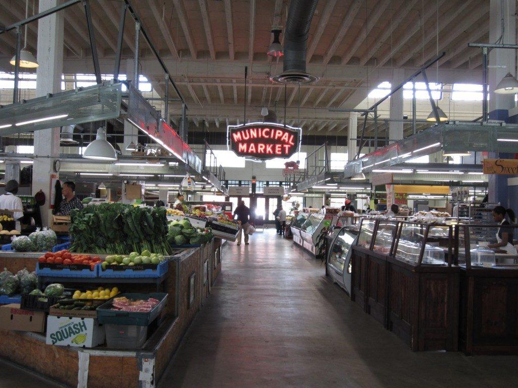 Cosa vedere ad Atlanta: Sweet Auburn Curb Market