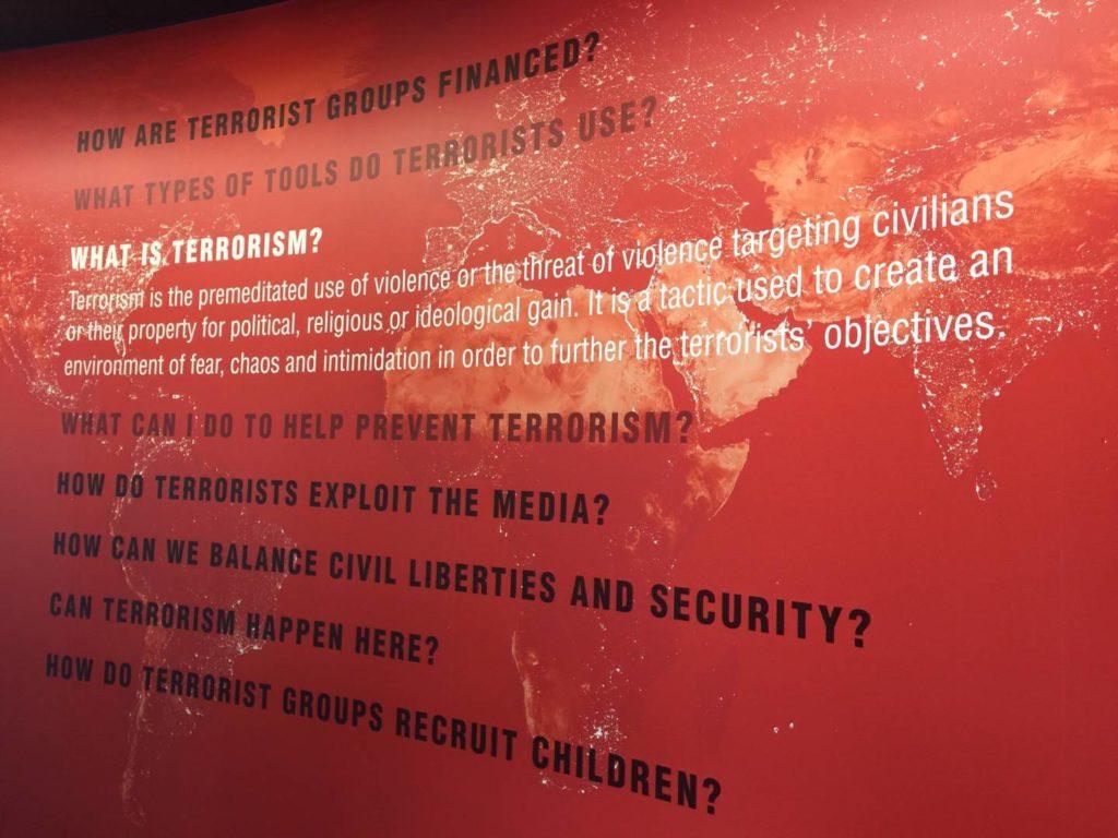 The Cell, Denver, come prevenire e quindi combattere terrorismo e attentati, le domande