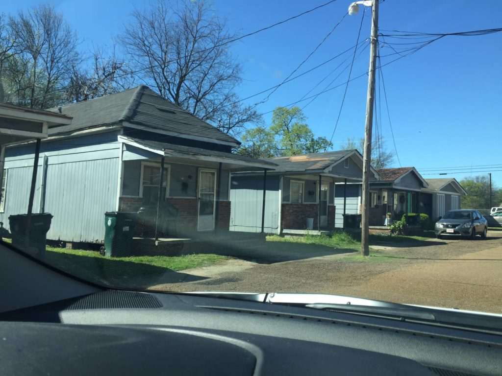 Greenwood, Aibileen house