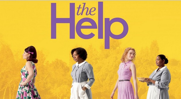 The Help, the movie poster