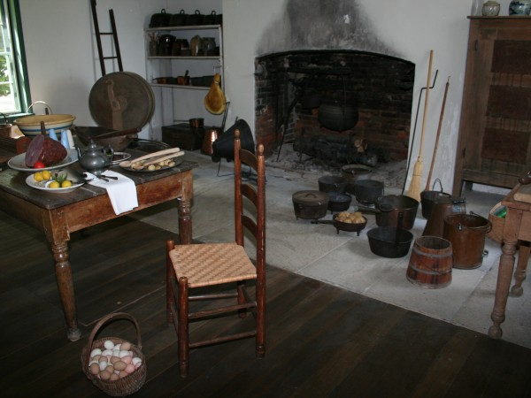 The hermitage, la cucina (ph. credits thehermitage.com)