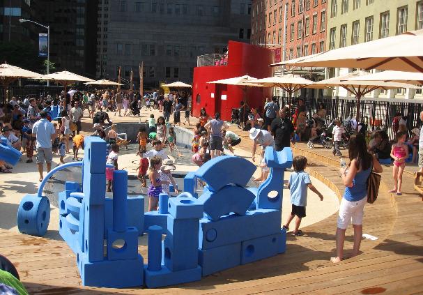 The Imagination Playground