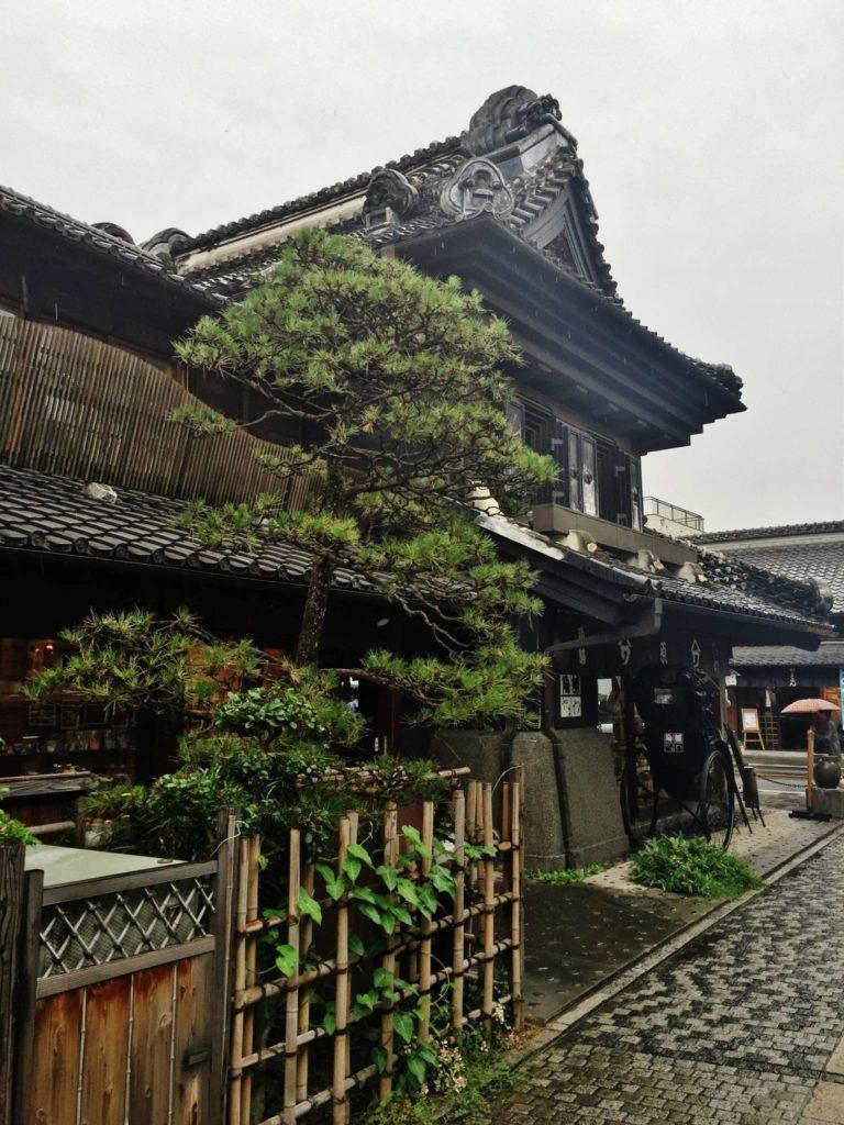 Passeggiando nella Città Vecchia