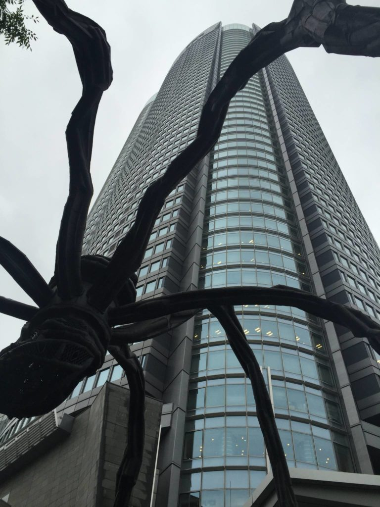 Roppongi Hills, Mori Tower