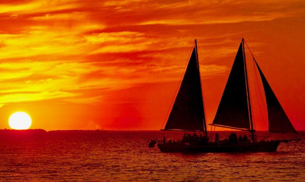 Cose da fare a Key West: Mellory Square Sunset Celebration