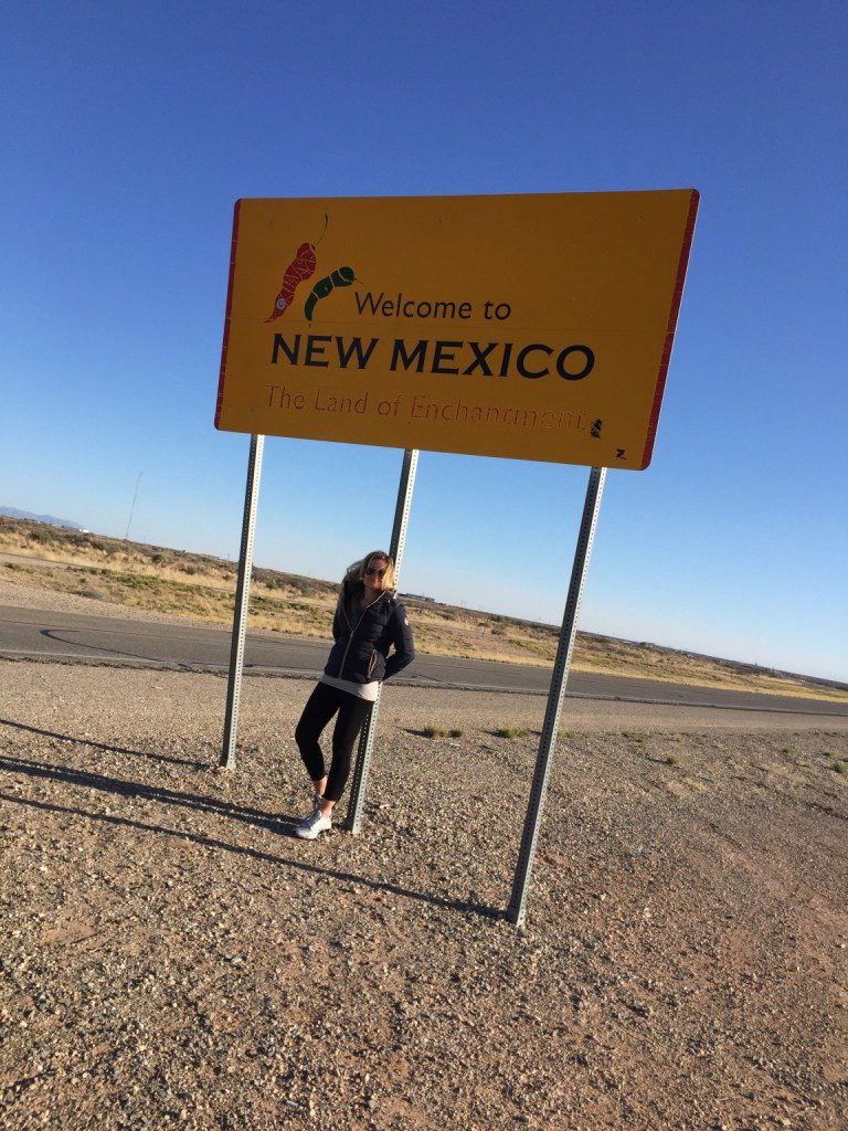 Benvenuti in New Mexico