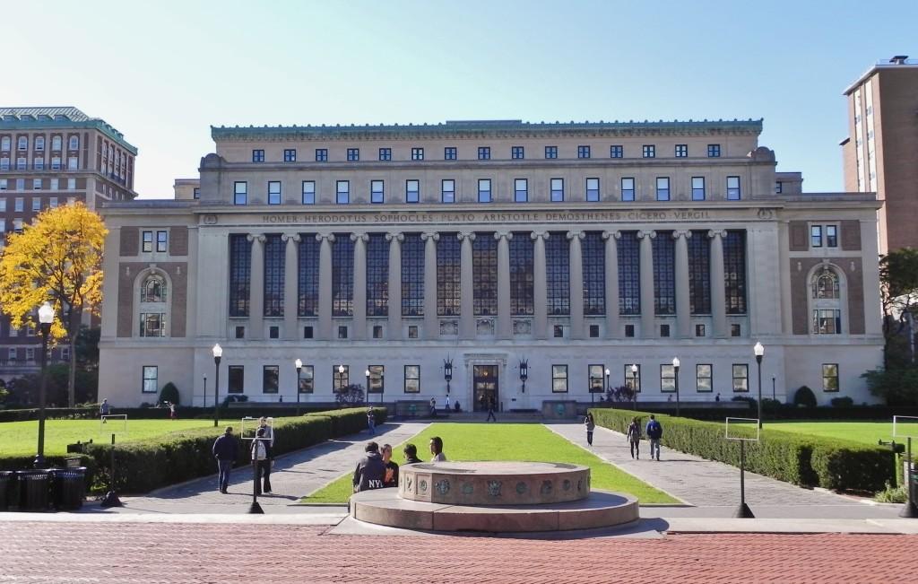 Low Memorial Library, Columbia University