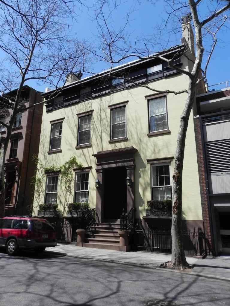La casa di Truman Capote