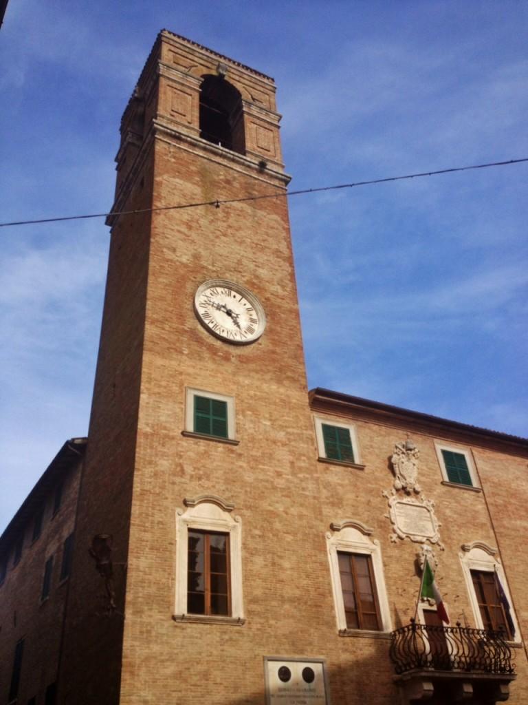La Torre del palazzo Comunale