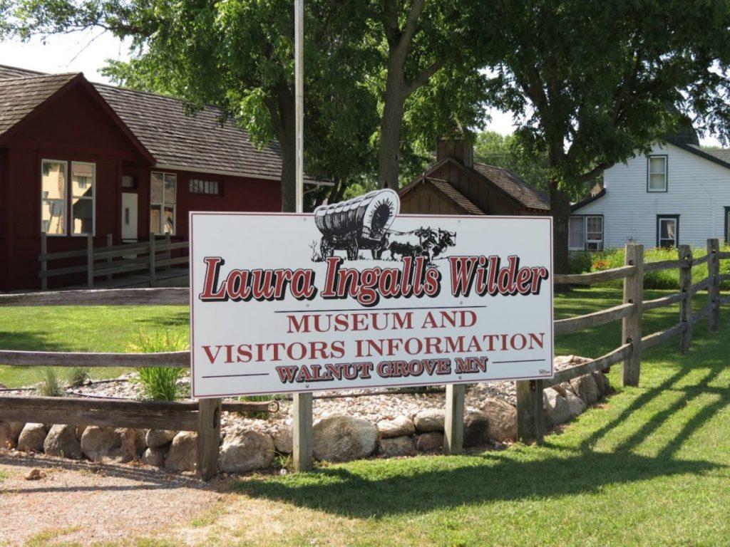 Viaggio in Minnesota: Walnut Grove, Laura Ingalls Wilder Museum