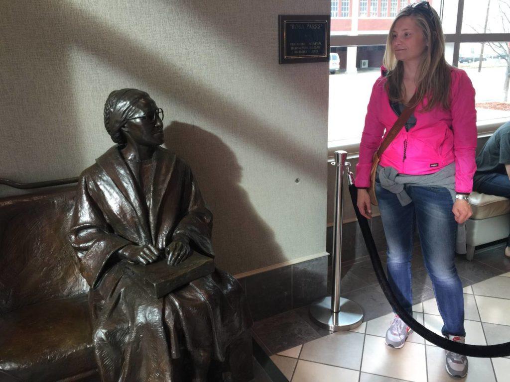 Civil Rights Trail: Rosa Parks