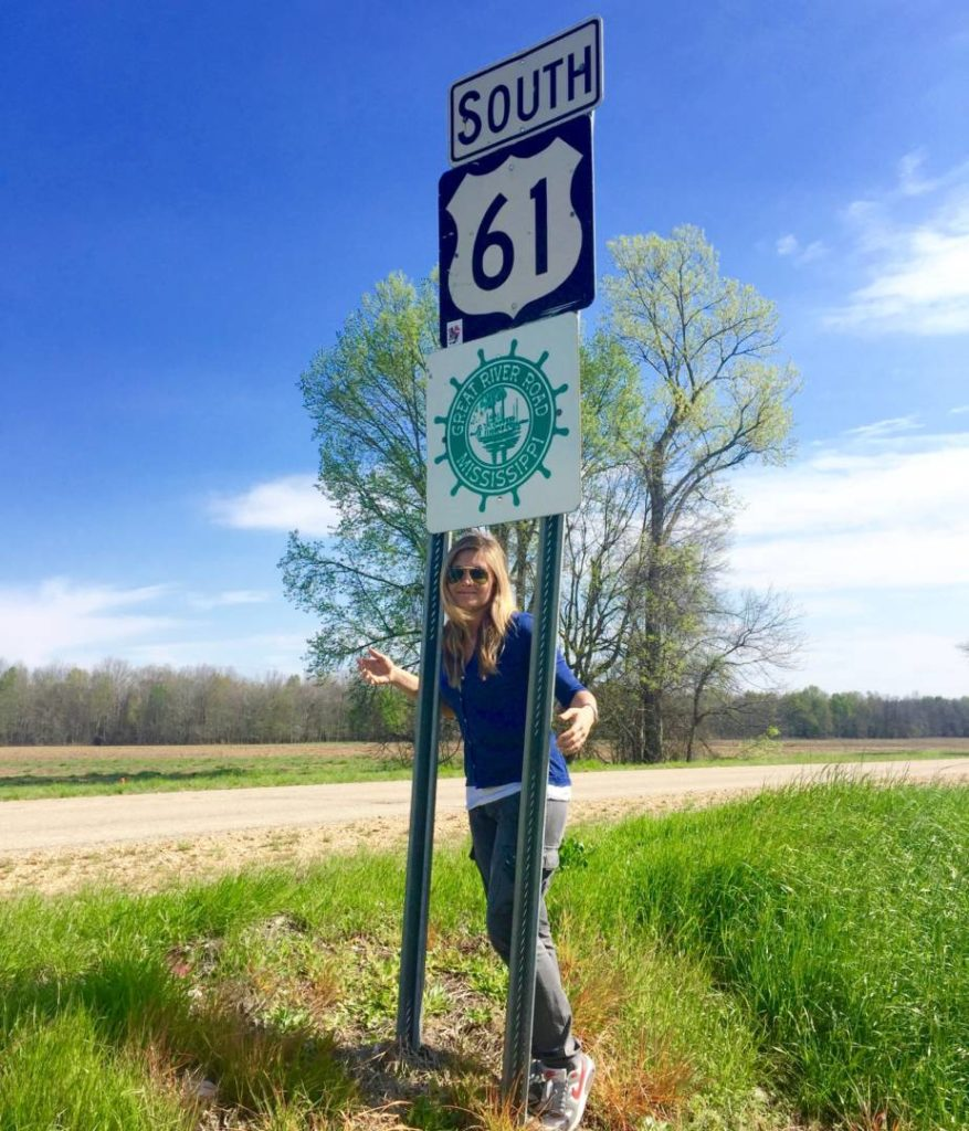 A journey to Mississippi: where the Blues Hwy 61 and the Great River Road meet