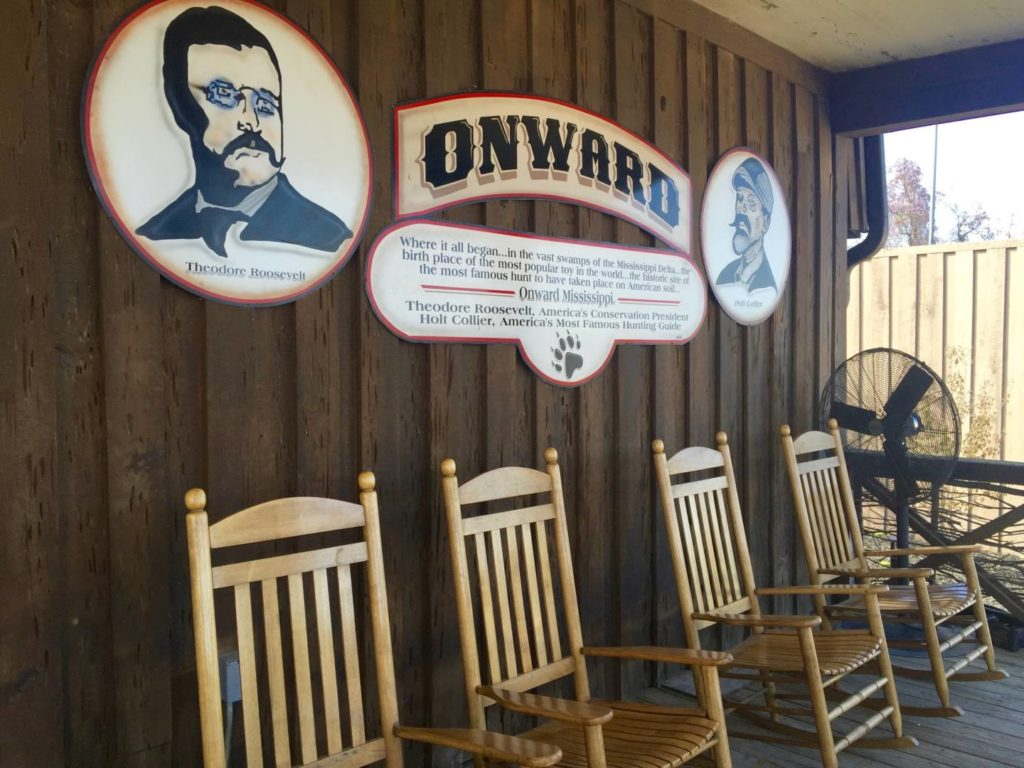 A journey to Mississippi: the Onward Store
