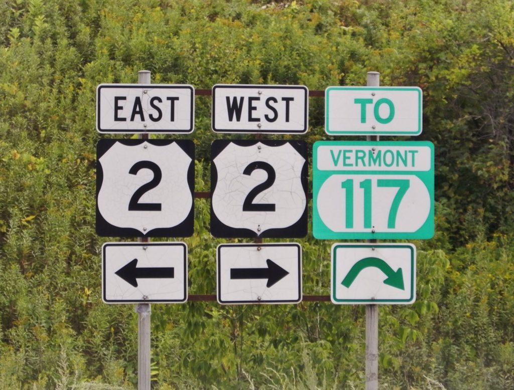Benvenuti in Vermont