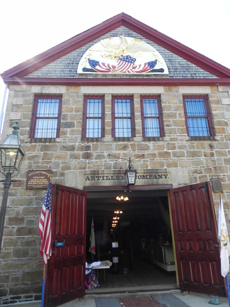 The Newport Artillery Company