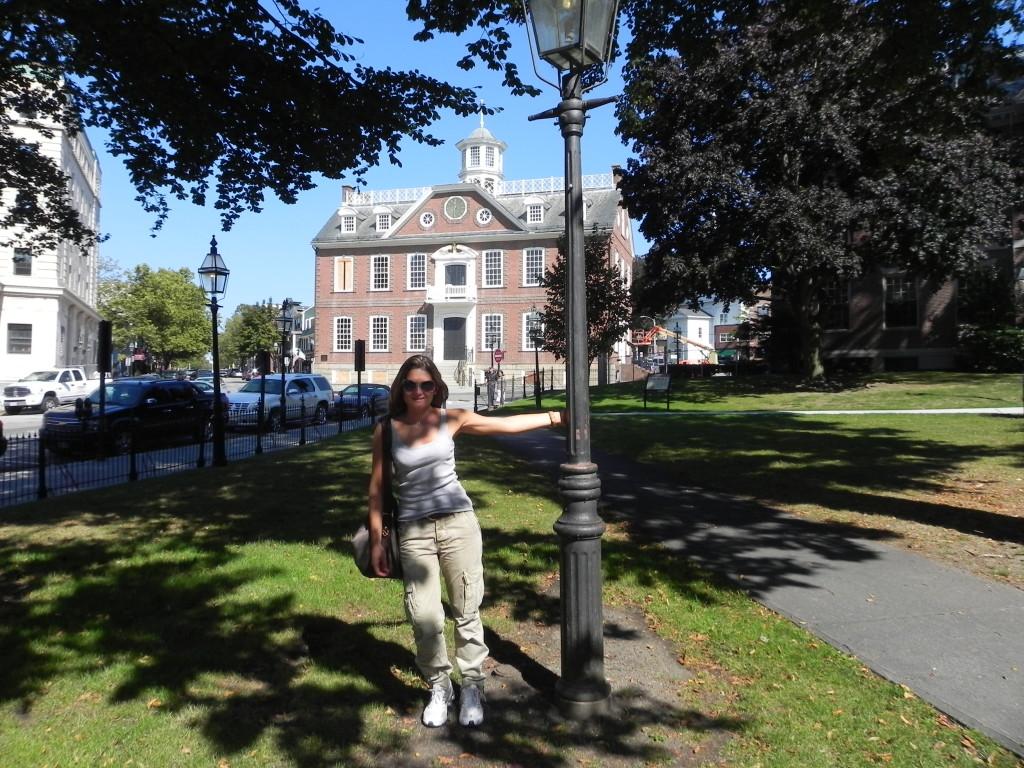 Washington Square, il centro della città vecchia