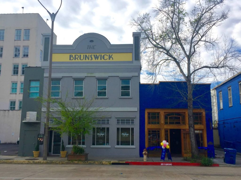 Visit Baton Rouge: views of downtown